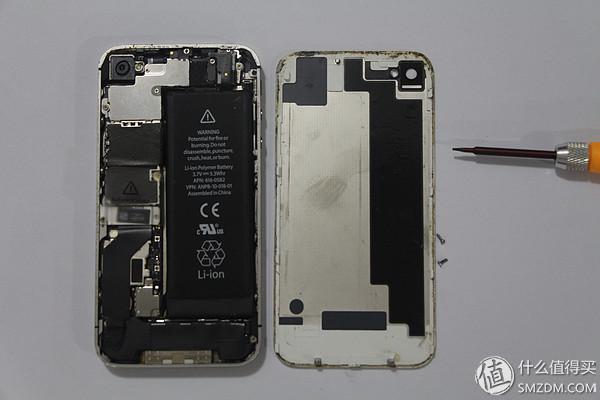 苹果手机内部结构图电池