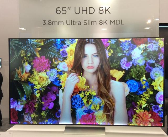 4K都是垃圾!5G时代 8K告诉你什么叫眼见为实