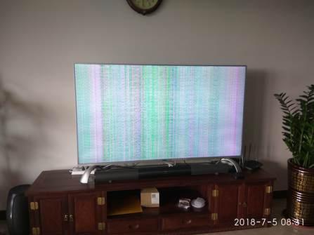 新买乐视超级电视现黑屏 消费者换货遇阻
