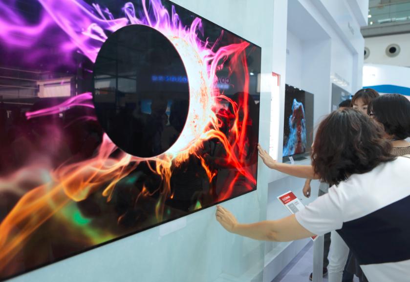 东风已至 OLED主流化局面明朗