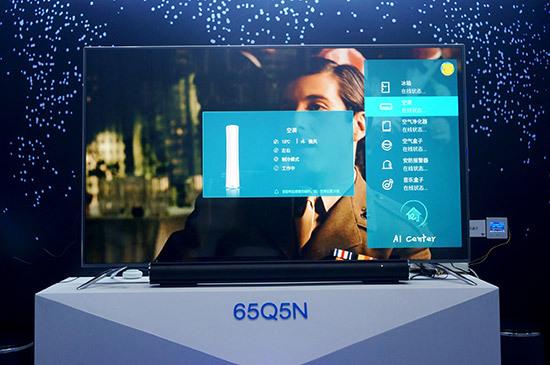 冲爆五一市场,长虹人工智能电视渐入佳境