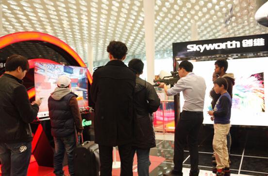 OLED有机电视成热门年货 今年迈入产品普及年