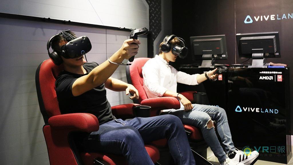 到2022年基于位置VR业务将达到8.09亿美元