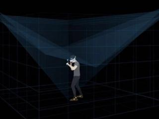 HTC的又一劲敌?揭秘大朋VR双目激光定位