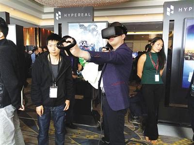 VR:将成5G杀手级应用