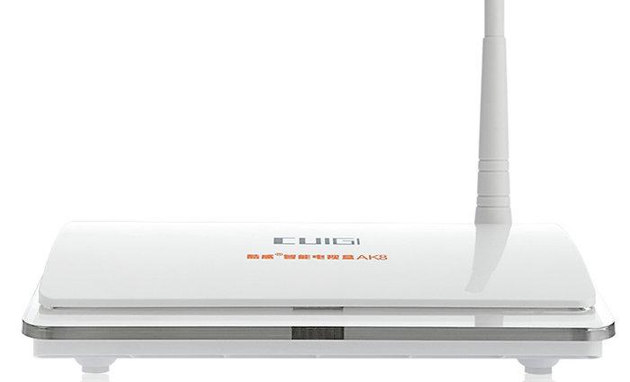 酷感盒子 AK8通过U盘安装电视直播软件