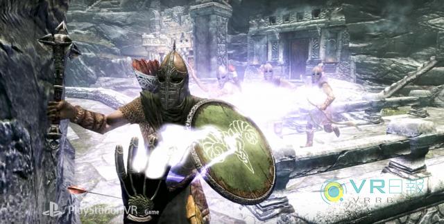 《上古卷轴5:Skyrim》即将登陆Rift、Vive和微软MR平台