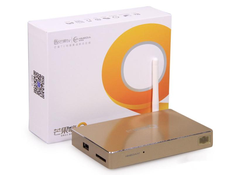 芒果嗨Q通过U盘安装应用市场(通用教程)