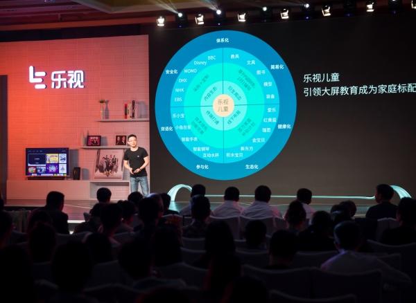 乐视超级电视成乐视第一大流量终端平台