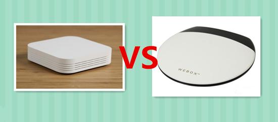 泰捷WE30 和小米盒子3增强版,哪个性价比高?