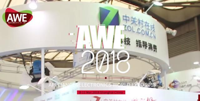 AWE2018:且看创维能否成为中国OLED霸主