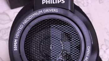 #原创新人#晒单大赛#飞利浦 Philips SHP9500 老款旗舰耳机