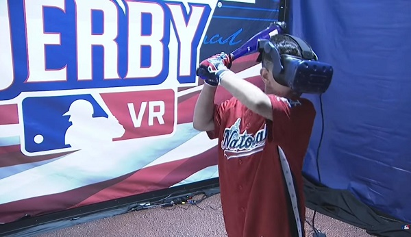 VR游戏神童九岁男孩《MLB全垒打大赛VR》夺冠
