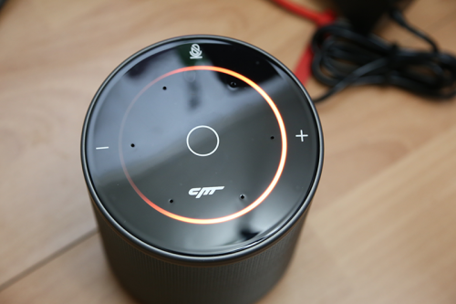 国产不多见的智能好声音 内置5扬声器的小豹AI智能音箱