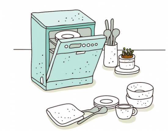 洗碗机成热门年货,已在意料之中