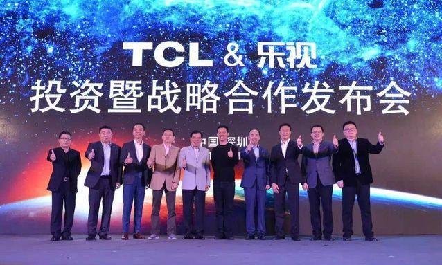 乐视携手TCL线上线下融合拓展 多渠道发展已成共识