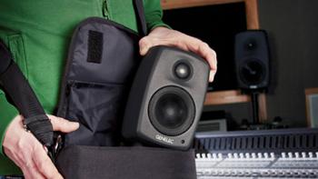 青年人的监听音箱:Genelec 真力 8010AP-5 有源监听音箱 开箱