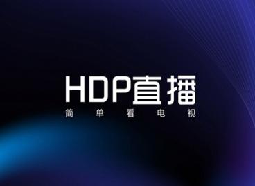 拥有电视回看功能的智能电视直播软件:最强HDP直播