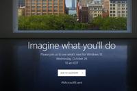 新品Surface将亮相?微软发布会时间确认