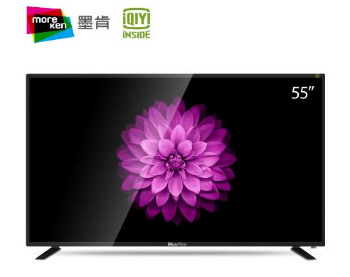 墨肯电视iQiyi inside 55寸新品即将发布