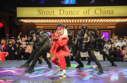易烊千玺罗志祥加盟《这!就是街舞》,优酷TV版全网独播