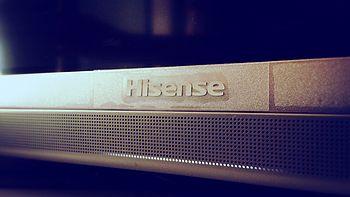 Hisense 海信 LED55EC760UC 曲面电视