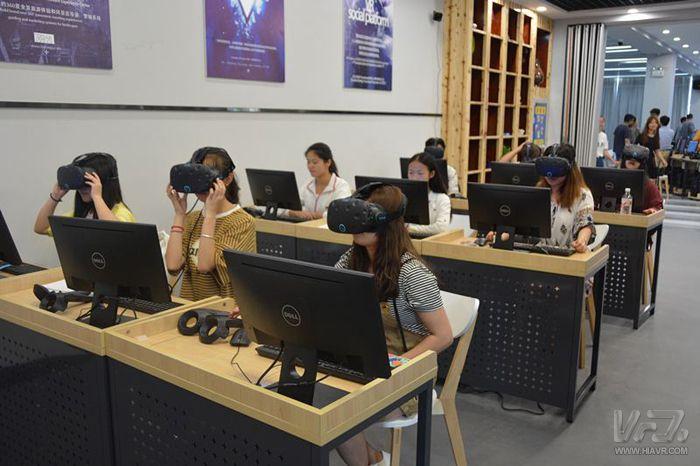 潍坊将建设全国首个虚拟现实公共实训科技研发平台