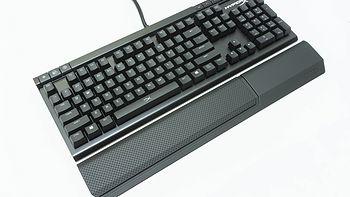 继承海盗船,细节更胜之:Kingston 金士顿 ALLOY Elite 阿洛伊 精英版 机械键盘 详细评测