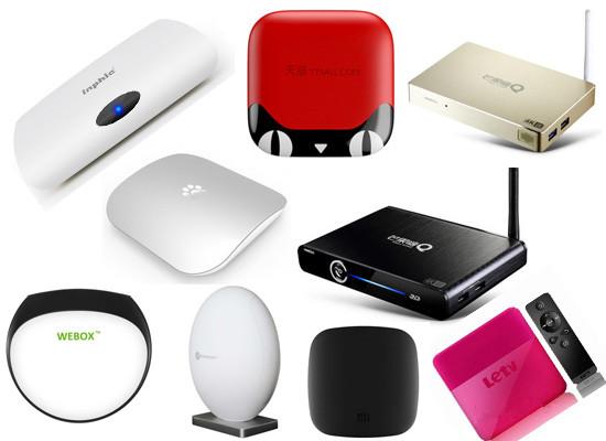 小盒子也有大内容 市售热门电视盒盘点