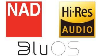 Hi-Res高清音频 篇一:BluOS、NAD与高清音频Hi-Res 的不解之缘