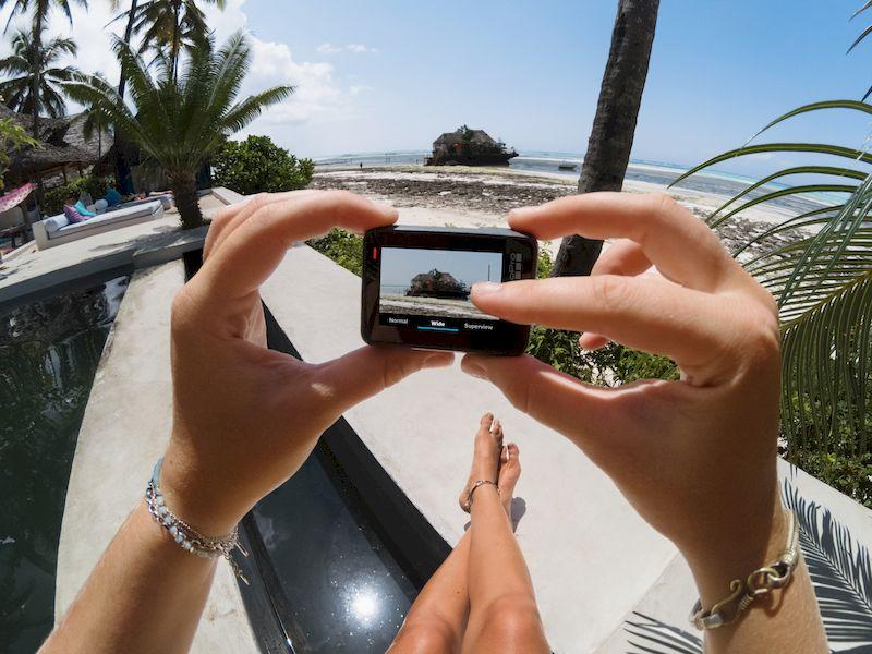 60帧4K完美拍摄,GoPro Hero 6 Black相机上市