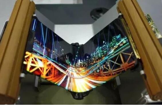 明年OLED面板市场份额有望首超TFT-LCD面板