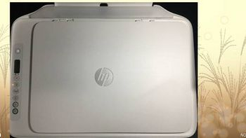 HP 惠普 DeskJet 2622 无线家用打印一体机 轻晒单