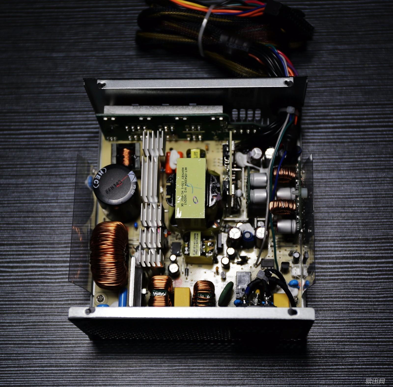 坚韧稳定——航嘉mvpland k650电源测评