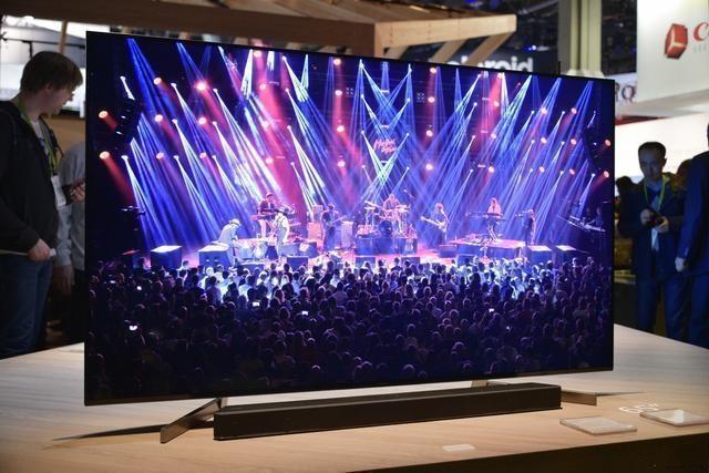 索尼诚意满满,这款新电视机满满黑科技