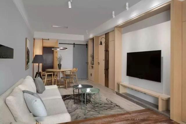首页 资讯 新闻资讯 关于电视机背景墙1000种可能  电视背景墙设计的