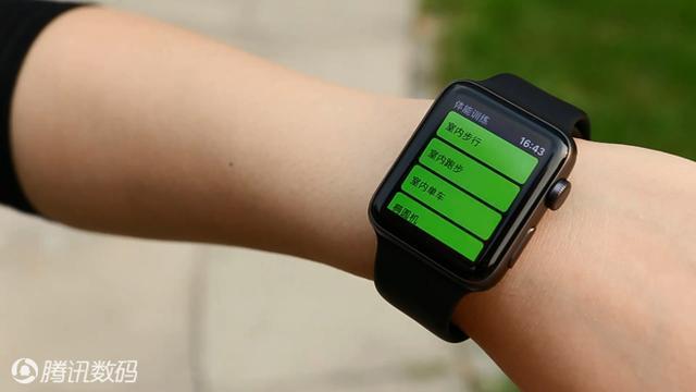 Apple Watch二代首发评测 运动特性显露无疑