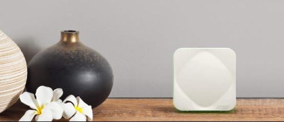 宏碁发了个小方块 能随时家里的监测空气质量