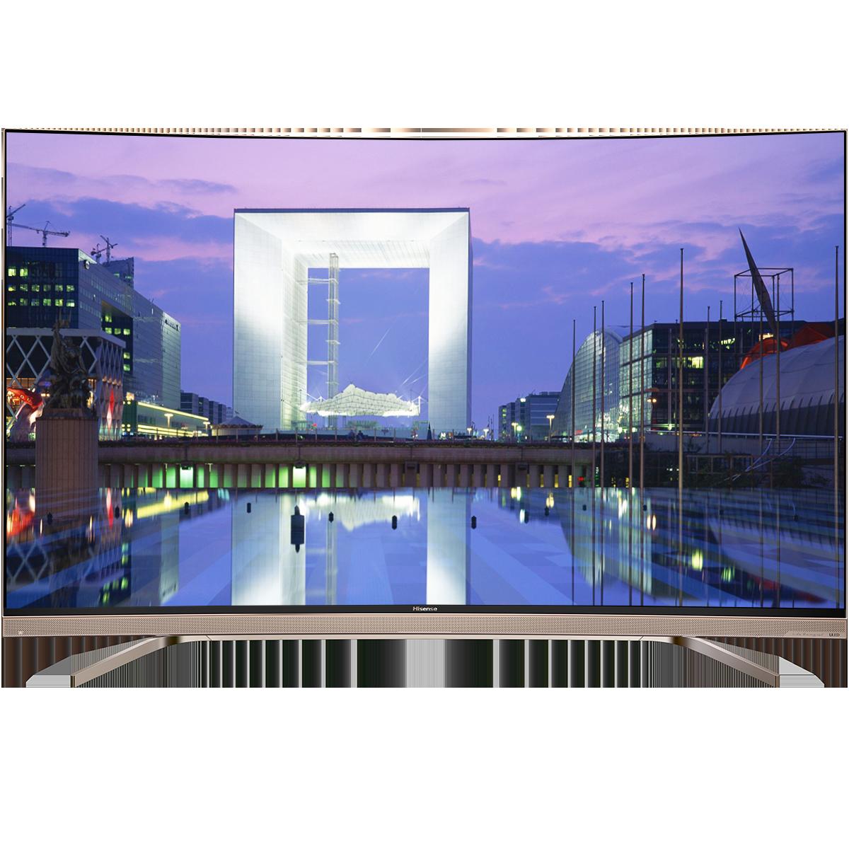 海信电视MU8600UC系列通过U盘安装应用市场