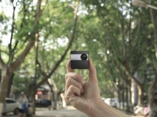 全世界最小的智能相机 支持VR和视频直播