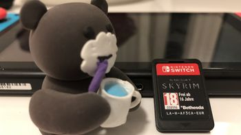 经典永流传—Nintendo 任天堂 Switch《上古卷轴5:天际》游戏 评测