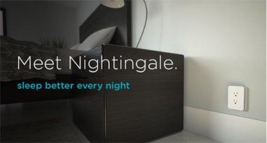 让你整夜好梦 这款智能睡眠设备可掩盖室内外噪音