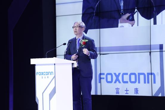 站C位,富士康工业互联网赋能中国制造