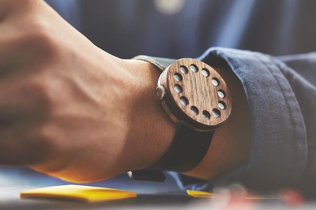 手表本不该是这样的 但它的设计确实潮爆了