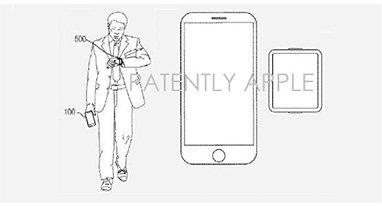 苹果Apple Watch的地图导航界面专利曝光