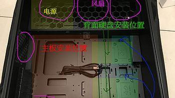 #原创新人#小白装机之迎广IN WIN 303(附装机流程)结尾附上神卡评分展示!!