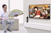 超大屏视频通话 海美迪视听机器人让亲人在身边