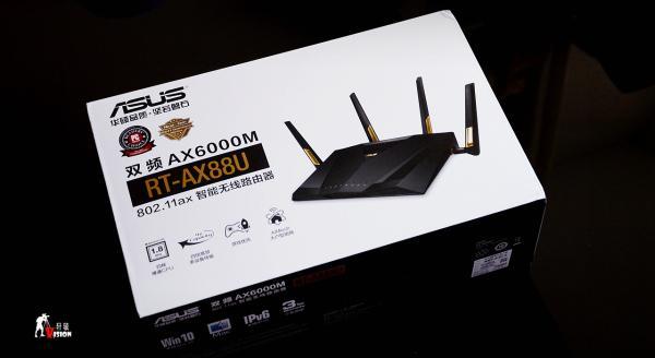 华硕发布2999元AX路由器,游戏主动加速、比AC快4倍