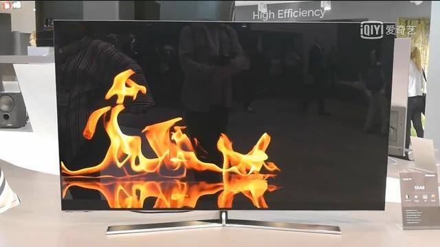 海信首款OLED电视已曝光 突破自我只差一步
