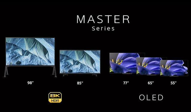 索尼在 CES 发布了两款「超级电视」,8K 电视时代要来吗?